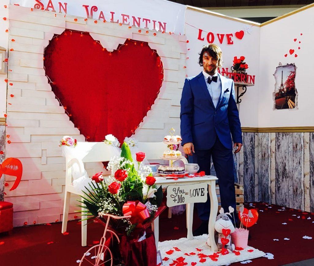 San Valentin y San Solterin organizado en Fan Mallorca Shopping